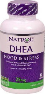 DHEA 25 mg Natrol - 300 comprimés