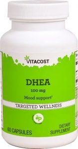 DHEA 100 mg - 60 capsules