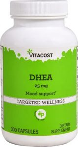 DHEA 25 mg - 300 capsules