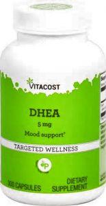 DHEA 5 mg - 300 capsules
