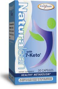 Thérapie enzymatique Naturalean avec 7-Keto - 30 capsules
