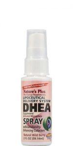 DHEA sublinguale en vaporisateur 60 ml