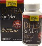 DHEA pour Hommes avec Yohimbe et Horny Goat Weed - 60 capsules végétales